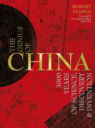 GENIUS OF CHINA: 3,000 Years of Science, Discovery & Invention (1986)…