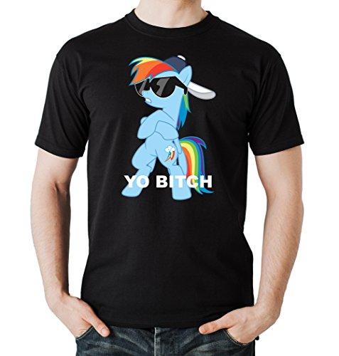 yo-bitch-pony-t-shirt-black-certified-freak-s