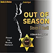 Out of Season: An Undersheriff Bill Gastner Mystery #7 | Steven F. Havill