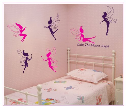 Pink Girls Room Decor front-44558
