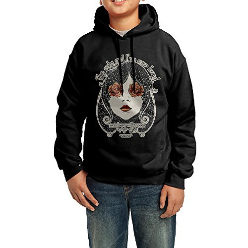 Youth's Neutral Milk Hotel 100% Cotton Hoody Large (Neutral Milk Hotel Hoodie compare prices)