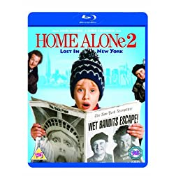 Home Alone 2 [Blu-ray]