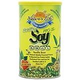 Nature's Life Soy, Healthly Pro-95/Prolife, Vanilla Bean, Powder, Net Wt. 520 Gm (1.1 Lb).