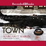 Three-Day Town: A Deborah Knott Mystery (       UNABRIDGED) by Margaret Maron Narrated by C.J. Critt