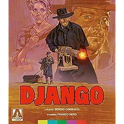 Django + Texas Adios [Blu-ray]