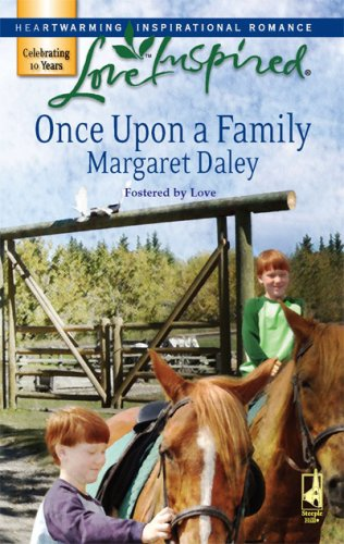Image of Once Upon a Family (Fostered by Love Series #1) (Love Inspired #393)