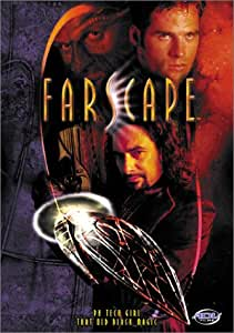 Farscape Season 1, Vol. 4 - PK Tech Girl/That Old Black Magic