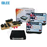 BLEE Wireless Arcade Joystick Pandora's Box 4S Plus Controller 815 in 1 Jamma Game Board Console for PS3 XBOX360 Fighting Stick - Double Kit