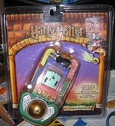 Harry Potter LED Force Feel Quidditch Game Handheld Tiger Electronics