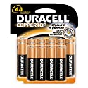 Duracell Batteries, AA Size, 16-Count Packages (Pack of 2)