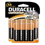 Duracell Batteries, AA Size, 16-Count Packages (Pack of 2) ~ Duracell
