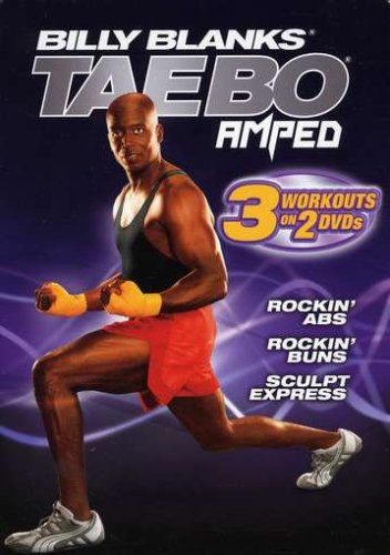 Tae Bo: Amped - Rock N Sculpt [DVD] [Region 1] [US Import] [NTSC]