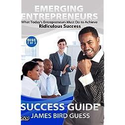 Emerging Entrepreneurs Disc 2