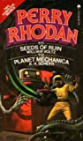 Perry Rhodan Nos. 111 & No. 112: Seeds of Ruin and Planet Mechanica (Two Complete Novels) (0441660940) by William Voltz