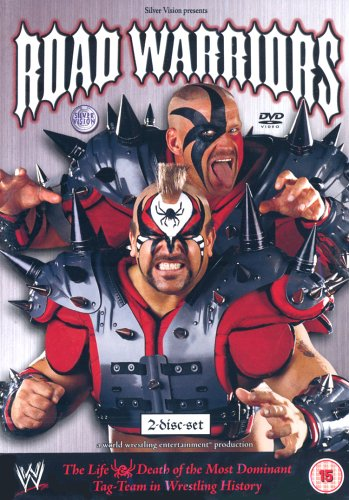 WWE - Road Warriors: Life And Death Of The Most Dominant Tag Team In Wrestling History [DVD]