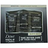 Dove Mens Plus Care, Face Regimen Kit
