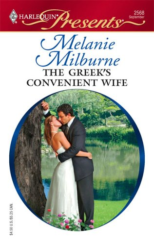 Image for The Greek's Convenient Wife (Harlequin Presents)