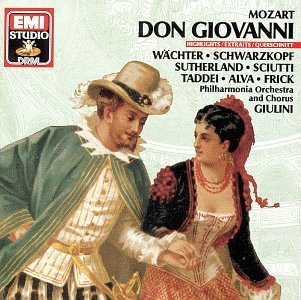 Don Giovanni (Hts) - Mozart  - CD