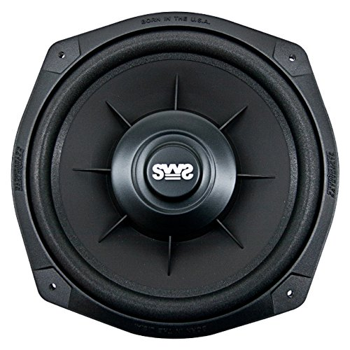 Earthquake Sound SWS-8XI Shallow Woofer System Series Single 2 Ohm 600 Watt 8