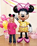 54 Disney Minnie AirWalker Jumbo Balloon