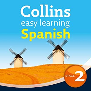 Spanish Easy Learning Audio Course Level 2 Audiobook