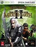 Eric Mylonas Lord of the Rings: Battle for Middle Earth v. 2: The Official Strategy Guide (Prima Official Game Guides)