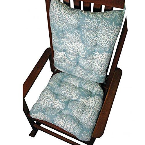 rocking-chair-cushions-ariel-fan-coral-ocean-blue-extra-large-presidential-reversible-latex-foam-fil