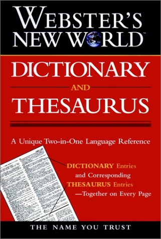 Webster's New World Dictionary and Thesaurus, Charlton Grant Laird, Michael Agnes