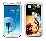 Rihanna case fits Samsung galaxy S3 (i9300) cover hard protective (8) Mobile Phone