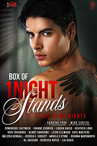 Sabrina York - Box of 1Night Stands: 17 Sizzling Nights