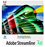 Adobe Streamline 4.0 (Mac) [Old Version]