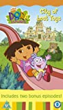 Dora the Explorer: City of Lost Toys [VHS]
