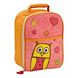Sugarbooger Zippee! Lunch Tote, Hoot!. ORE Original kids insulated lunch bag.