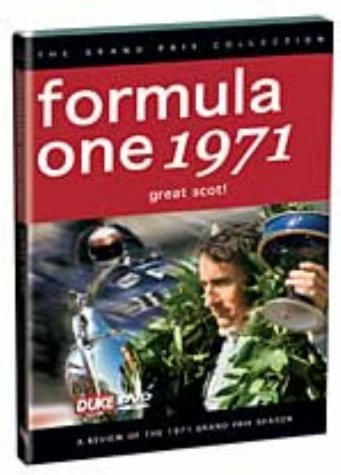 Formula 1 Review 1971 [DVD]