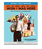 Wish I Was Here (Blu-ray + DVD + DIGITAL HD with UltraViolet)