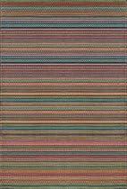 Big Sale Best Cheap Deals Mad Mats Mix Indoor/Outdoor Floor Mat, 4 by 6-Feet, Rainbow
