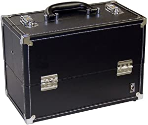 "Caboodles 13"" Black Ultimate Organizer"