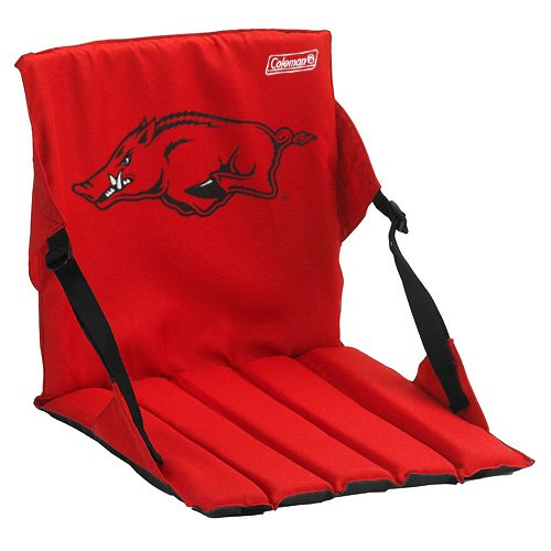 NCAA Arkansas Razorbacks Stadium Seat (Coleman Bleacher Seats With Backs compare prices)
