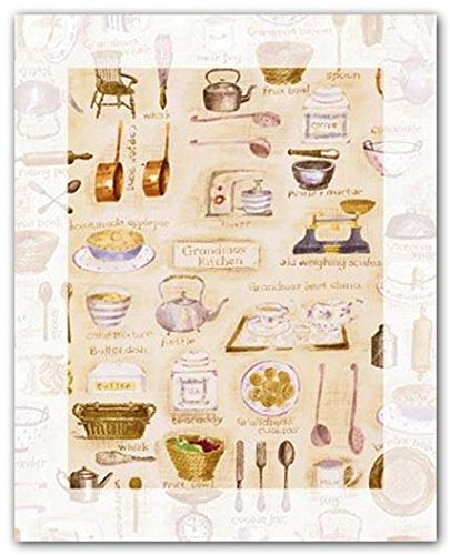 Grandma's Kitchen by Vicki Bowman