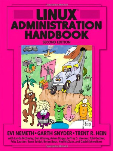 Linux Administration Handbook (2Nd Edition)