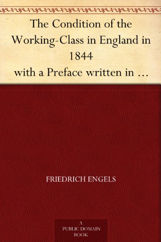 conditions of the working class in england essay Working and living conditions living conditions as industrialization occurred, the middle class emerged the middle class.