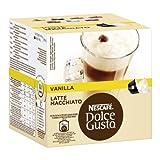 "Nescaf� Dolce Gusto Latte Macchiato Vanilla, 3er Pack (48 Kapseln)von ""Dolce Gusto"""