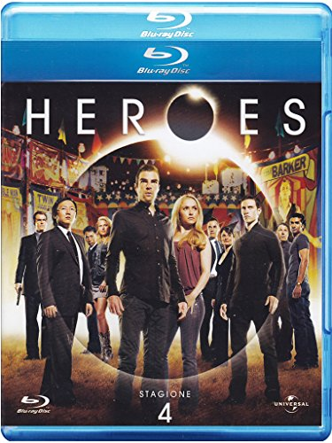 Heroes Stagione 04 [Blu-ray] [IT Import]