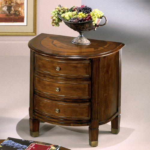 Image of Glen Eagle 3-Drawer Storage End Table by Ashley Furniture (T247-2)