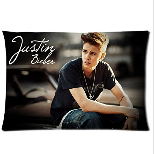 Justin Bieber Pillow Cases front-1058919