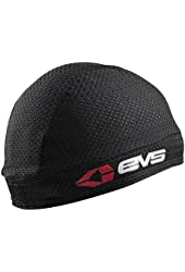 EVS Sports Sweat Beanie (Black, One size fits most)