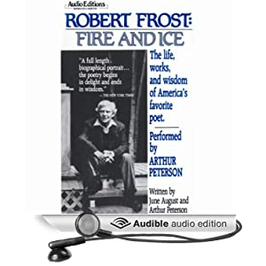 an interpretation of robert frosts fire and ice A brief literary analysis of the poem fire and ice a brief literary analysis of the poem fire and ice fire and ice by robert frost 1.