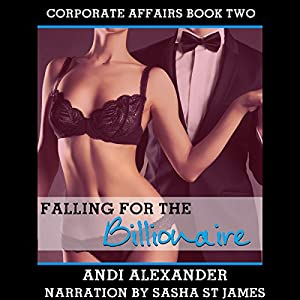 Falling for the Billionaire Audiobook
