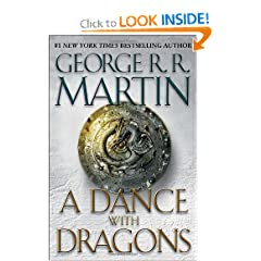A Dance with Dragons (A Song of Ice and Fire, Book 5) by George R.R. Martin