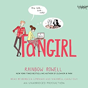 Fangirl Audiobook